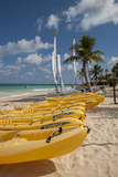 Kayaks and Sailboats  Bavaro  Higuey  Punta Cana  Dominican Republic
