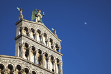 San Michele in Foro  Main Church of Lucca  Italy