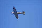 Tandem Supermarine Spitfire Trainer  British and Allied WWII War Plane