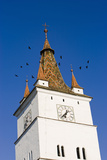 German Fortified Church  Harman (Honigberg)  Transylvania  Romania