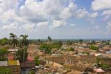 Rooftops  Trinidad  UNESCO World Heritage Site  Cuba