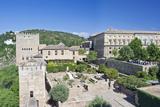 Alhambra  Granada  Andalucia  Spain