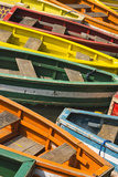 Colorful Boats  Manila  Philippines