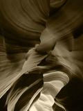 View of Antelope Canyon with Sunlight  Page  Arizona  USA