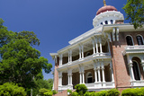 Longwood' House Built in Oriental Villa Style  1859  Natchez  Mississippi  USA