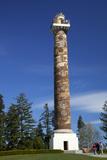 Coxcomb Hill; Built 1925  Astoria Column  Oregon  USA