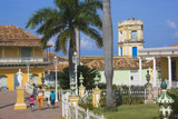 Plaza Mayor  Trinidad  UNESCO World Heritage Site  Cuba