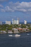 Intracoastal  Fort Lauderdale  Port Everglades  Florida  USA