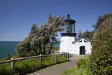 Cape Meares State Viewpoint  Cape Meares Lighthouse  Oregon  USA