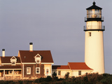 View of Cape Cod Lighthouse  Cape Cod  North Truro  Massachusetts  USA