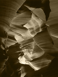 Red Sandstone Walls of Lower Antelope Canyon  Page  Arizona  USA