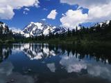 Mt Shuksan, Washington USA photo by Adam Jones