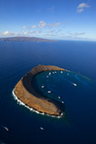 Molokini  Maui  Hawaii  USA