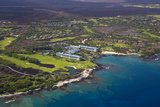 Mauna Lani Resort  North Kohala  Big Island  Hawaii  USA