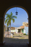 Old City Gate  Trinidad  UNESCO World Heritage Site  Cuba