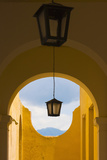 Lantern with Arch Gate  Trinidad  UNESCO World Heritage Site  Cuba