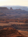Colorado River  Dead Horse Point  Canyonlands National Park  Moab  Utah  USA