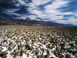 Mojave Desert Mountains  Death Valley National Park  California  USA