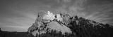 Mt Rushmore National Monument and Black Hills  Keystone  South Dakota  USA