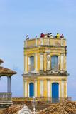 Plaza Mayor  Trinidad  UNESCO World Heritage Site  Cuba