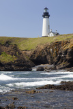 Yaquina Head Lighthouse  1873  Newport  Oregon  USA