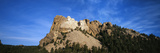 Mt Rushmore National Monument and Black Hills  Keystone  South Dakota  USA