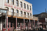 Red Dog Saloon  Virginia City  Nevada  USA