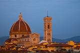 Basilica di Santa Maria Del Fiore  the Duomo  Florence  Italy