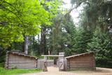 Fort Clatsop  Lewis and Clark National Historic Park  Oregon  USA
