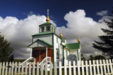 Transfiguration of Our Lord Church  Ninilchik  Alaska  USA