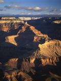 View of Grand Canyon National Park  Arizona  USA