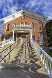 Madison County Courthouse in Virginia City  Montana  USA
