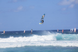 Windsurfing  Hookipa Beach Park  Maui  Hawaii  USA