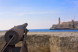 Seawall  El Morro Fort  Fortification  Havana  UNESCO World Heritage Site  Cuba