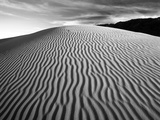 Mojave Desert Sand Dunes  Death Valley National Park  California  USA