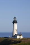 Yaquina Head Lighthouse  1873  Newport  Oregon  USA