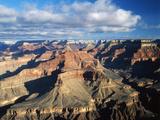 Grand Canyon Seen from the South Rim  Arizona  USA