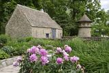 English Limestone Cottage  Cotswold Cottage  Greenfield  Wyandotte  Michigan  USA