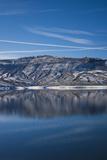 Curecanti National Recreation Area  Blue Mesa Reservoir  Colorado  USA