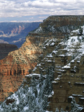 View of Grand Canyon National Park  Arizona  USA
