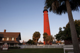 Ponce Inlet  Lighthouse  Florida  USA