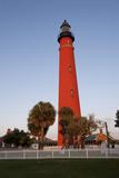 Ponce Inlet  Lighthouse  Florida  USA