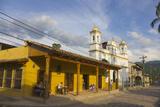 The Town of Copan Ruinas  Honduras