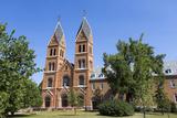 Assumption Abbey in Richardton  North Dakota  USA