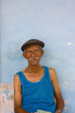 Old Man  Vinales  Cuba