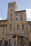 House-Tower of the Lappoli Family  Arezzo  Tuscany