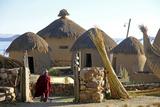 Andean Eco-Village Inca Utama  Lake Titicaca  Huatajata  Bolivia