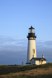 Historic Yaquina Head Lighthouse  Newport  Oregon  USA