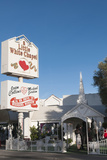 Little White Chapel Wedding Chapel in Las Vegas  Nevada  USA
