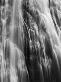 View of Narada Waterfall  Mount Rainier National Park  Washington  USA